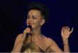 """ВИДЕО: Ќе останете без збор – """"Ја излези Ѓурѓо"""" во изведба на Амира Медунјанин во Арена во Пула"""