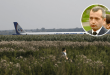 Неверојатна приказна: Рускиот пилот што го приземји авионот во нива бил исфрлен од пилотската школа