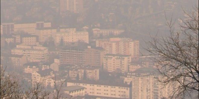 Синоќа Скопје петтиот најзагаден град на планетата