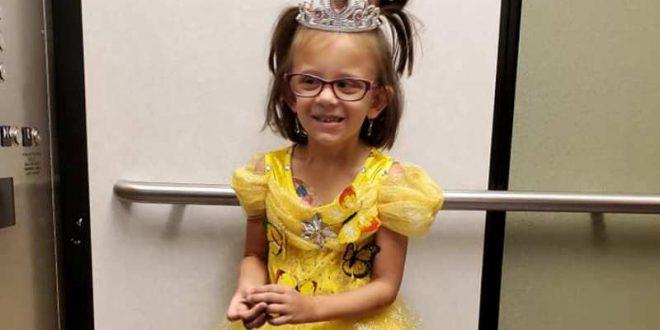 Вистински пример за останатите – девојче за секоја хемотерапија се облекува како една од принцезите на Дизни