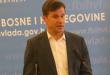 Приведен премиерот на БиХ, Фадил Новалиќ