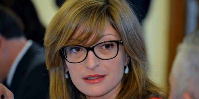 Грациозната Захариева му понуди нови коректни барања на скромниот Министер Османи