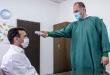 Венко измери температура на Заев при посетата на болницата во Кавадарци и испрати порака до кавадарчани
