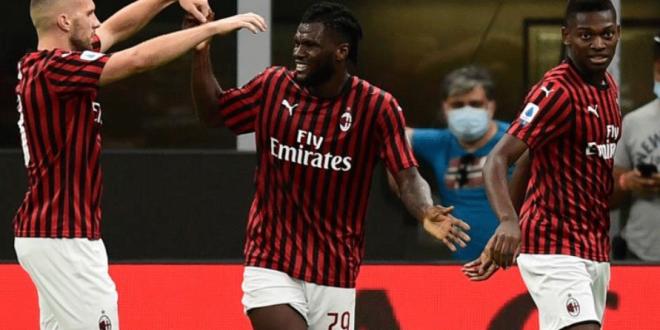 Милан со пресврт до победа над лидерот Јувентус