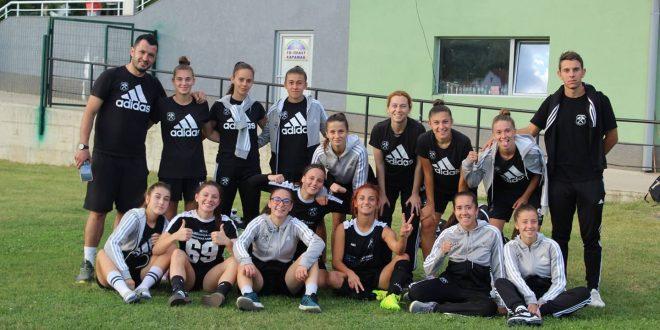 Димитровска погоди за победа во дербито – Саса се враќа на лидерската позиција