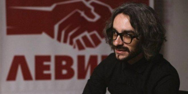 """(ФОТО) Што значи да си пратеник, веднаш има """"данок"""": Косата на Апасиев е целосно бела"""