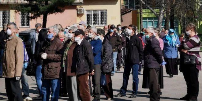 77 илјади пензионери живеат со помалку од 200 евра, највисоката пензија е 900