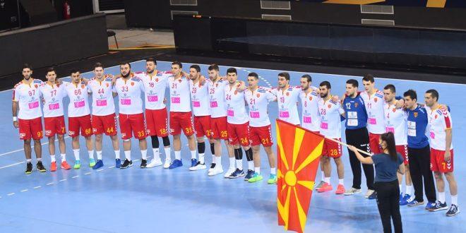 14-14: Македонија Белорусија нерешено на полувреме – Дали ќе извојуваме победа на последниот натпревар од првенството
