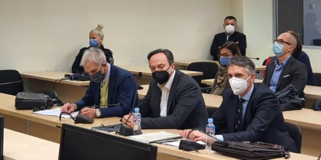 ДОНЕСЕНА ПРЕСУДА: Обвинетиот Сашо Мијалков е осуден на затворска казна од 12 години