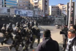 ТЕНЗИЈАТА РАСТЕ: Полицијата го возврати ударот – демонстрантите за момент се повлекоа
