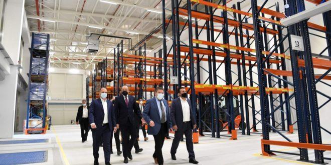 """На повидок нови 400 работни места – """"Гересхајмер"""" отвора фабрика во Македонија"""