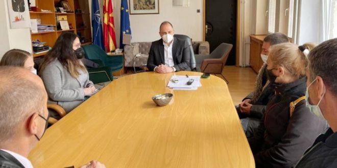 Филипче се сретна со семејството на Верица Белчовска: Чест ми беше да ги запознаам, нивната големина ме остава без зборови